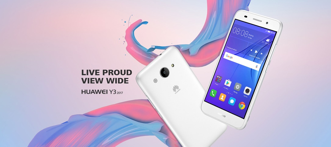 Android Huawei Huawei Y3 2017