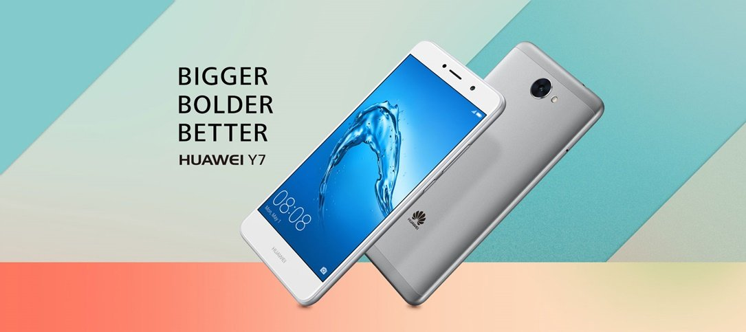 Android Huawei Huawei Y7