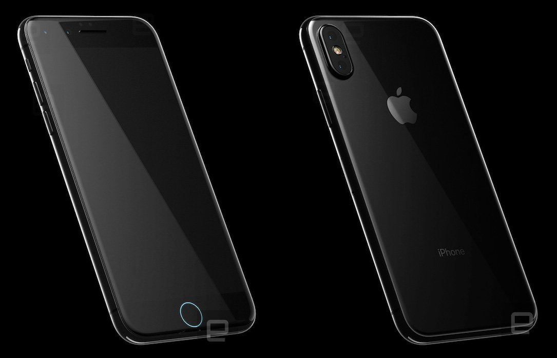 Angebliche iPhone 8-Gussformen: Kleiner als iPhone 7s Plus?