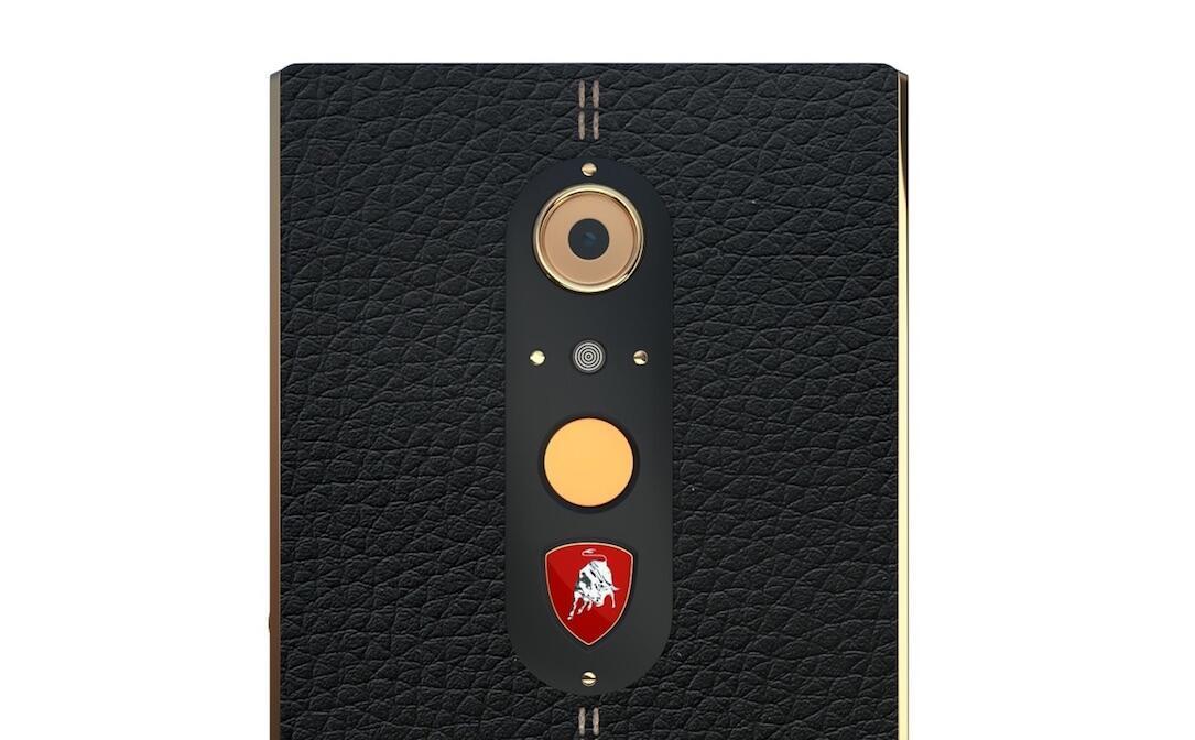 alpha one Android lamborghini Smartphone