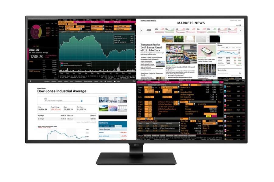 42 4k 5 zoll FreeSync LG Monitor