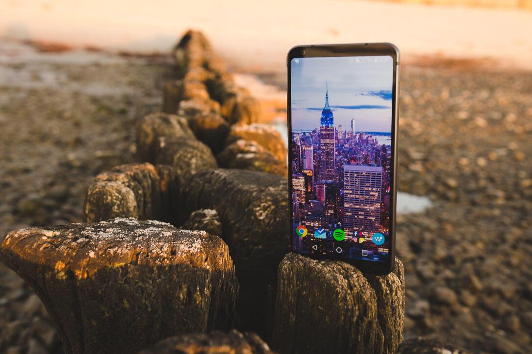 LG: Smartphone-Reparatur bei MediaMarkt und Saturn Notiz