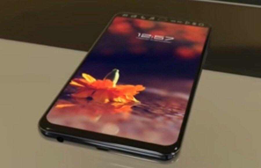 Android bilder IFA2017 LG v30
