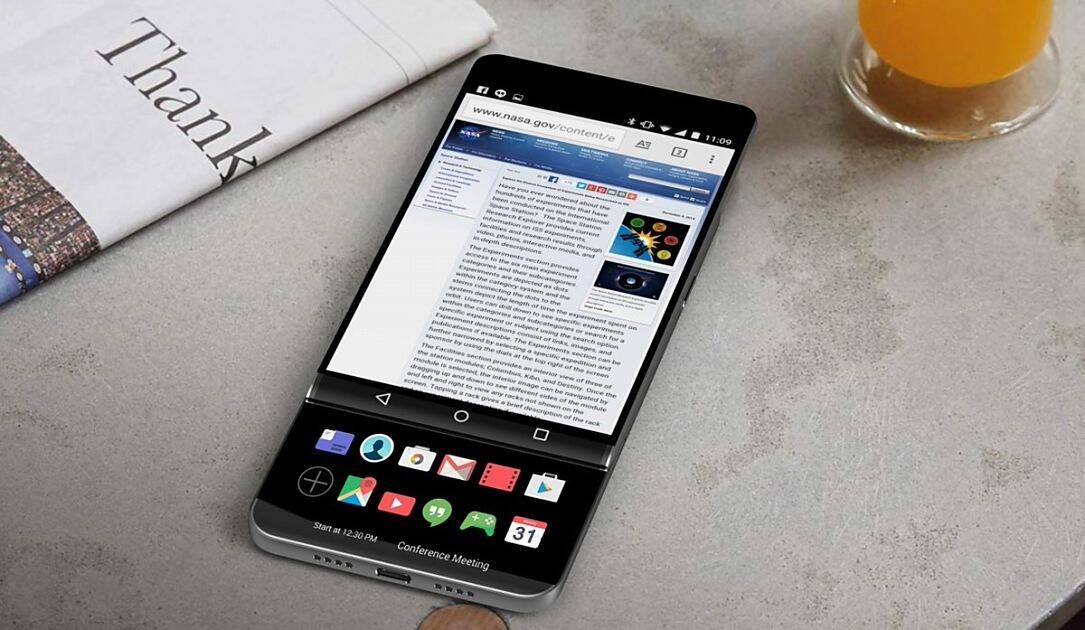 Android IFA2017 LG LG V30