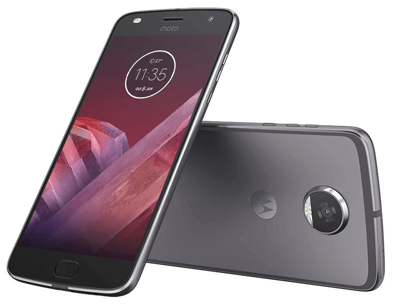Android lenovo Moto Z2 Play