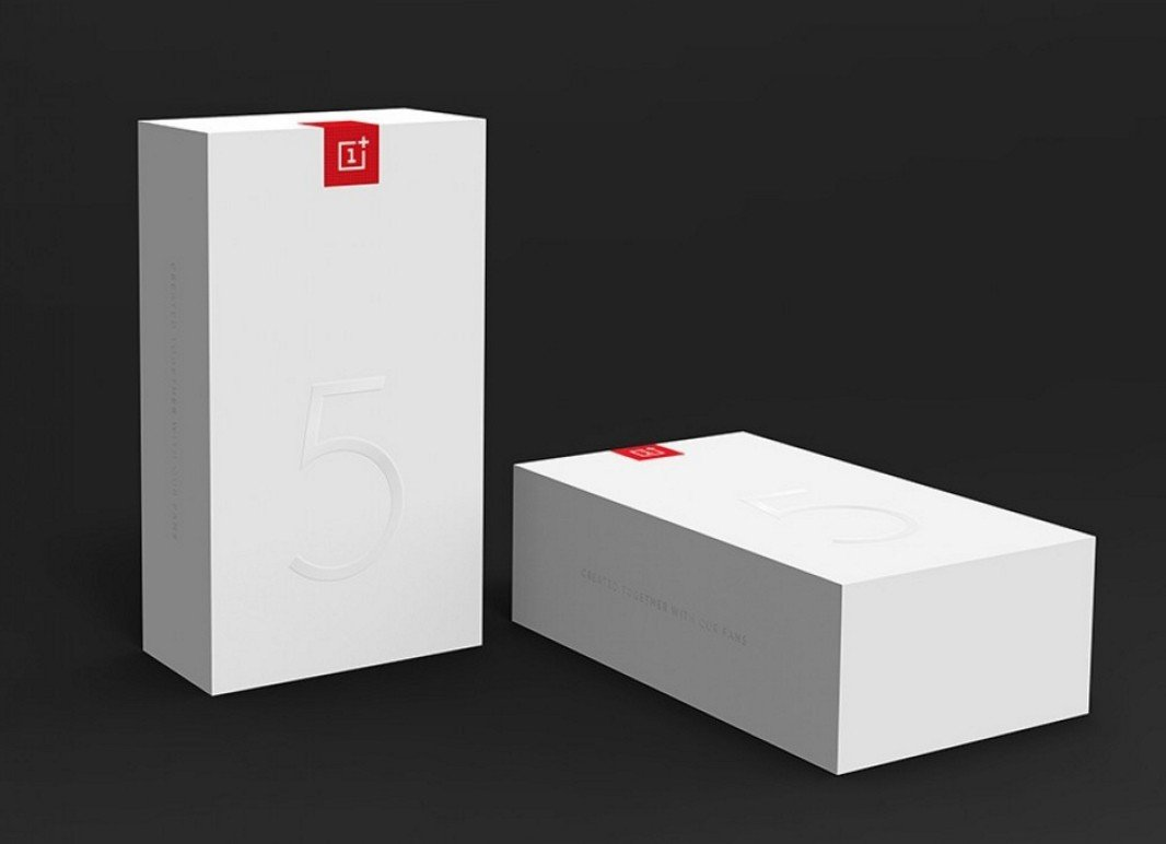 Android oneplus oneplus 5 verpackung