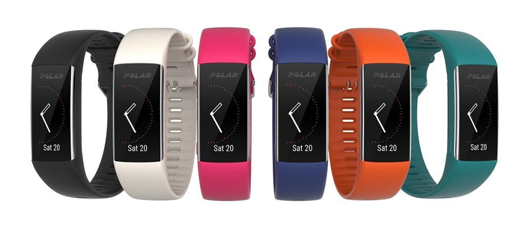 fitness tracker polar Polar A370