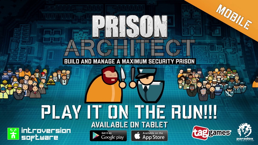 Android iOS Prison Architect