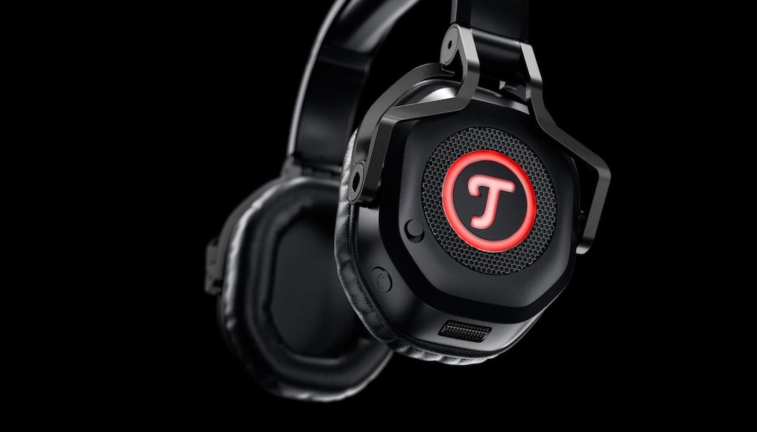 aff cage gaming Headset teufel