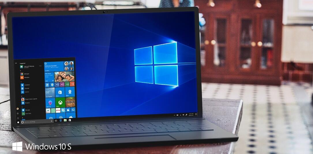 Kostenlos microsoft Pro upgrade Windows windows 10 s