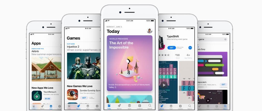 app store Apple iOS WWDC