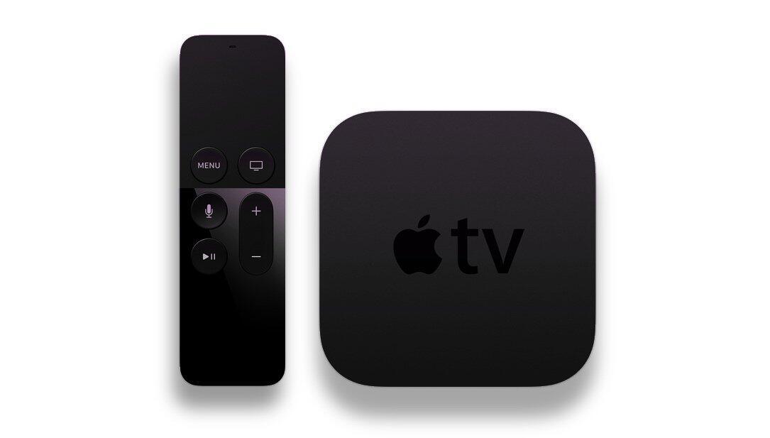 Apple apple tv TV tvos
