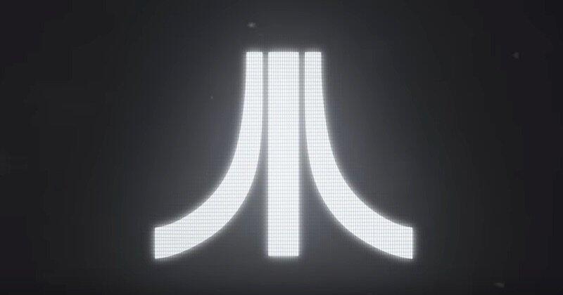 1 atari box games konsole