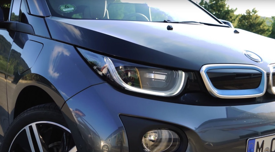 3er auto BMW elektro iaa motor