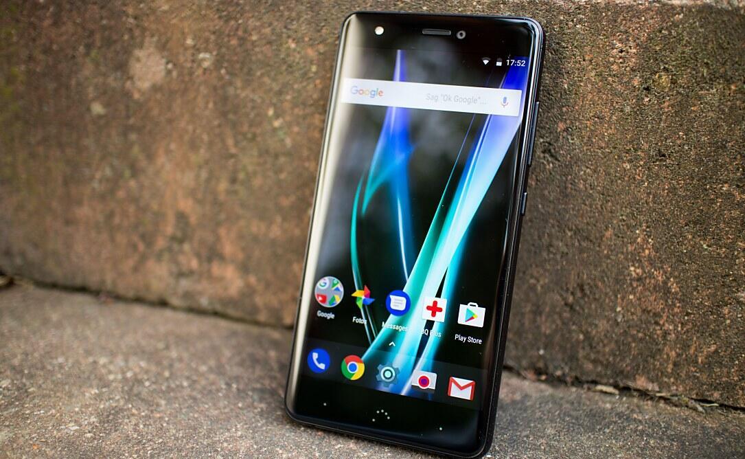 1 aff Android Aquaris X bq review test Testbericht