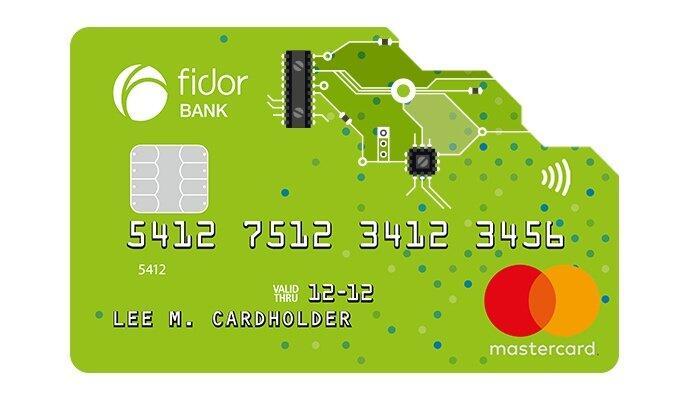 aff Android Apple fidor fintech kreditkarte mastercard
