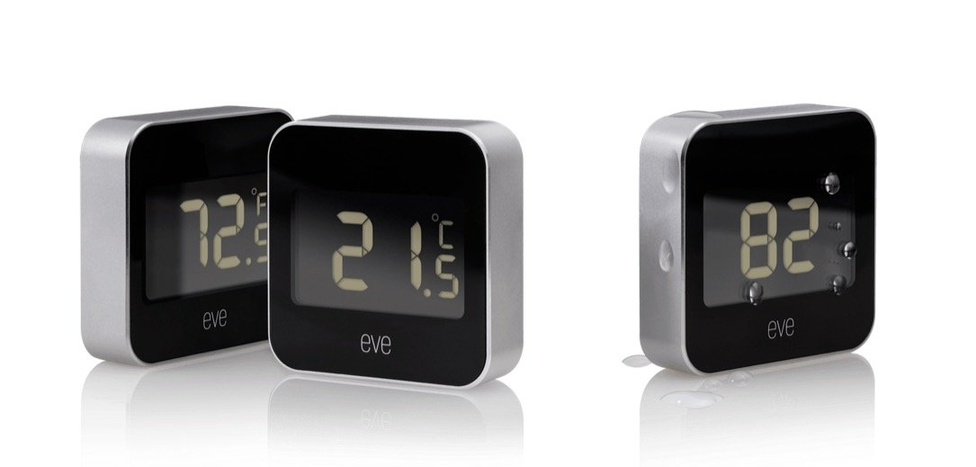 aff Apple Elgato Eve Eve Degree HomeKit smart home