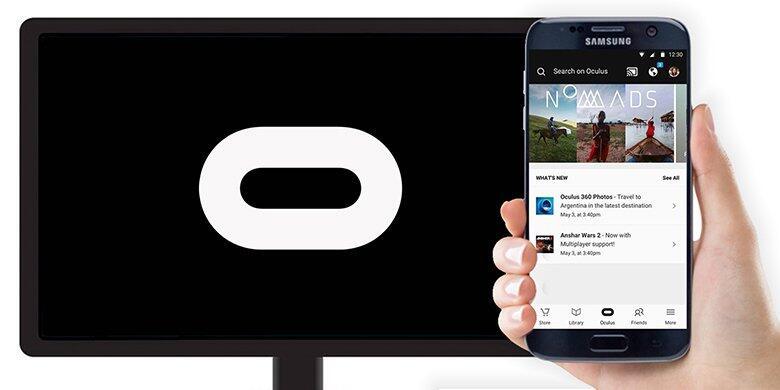 chromecast Gear VR Oculus
