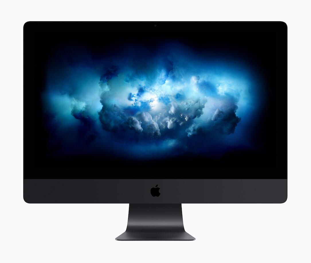 Apple hey siri iMac macos Pro siri