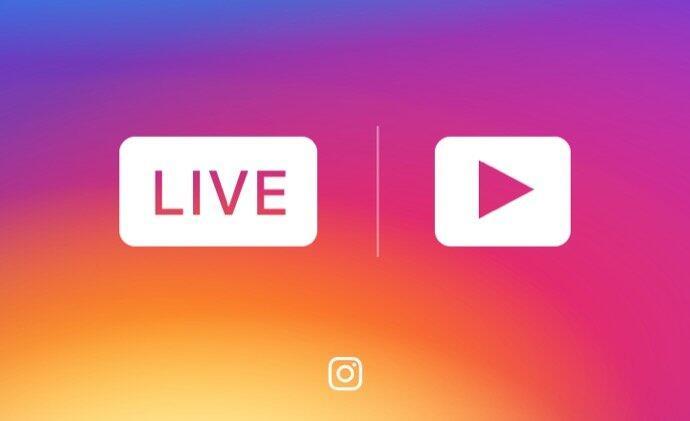instagram Live Video Live-Stream