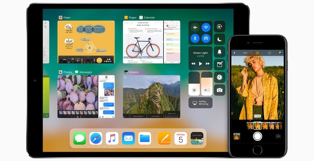Apple flac iOS ios 11 nfc qr