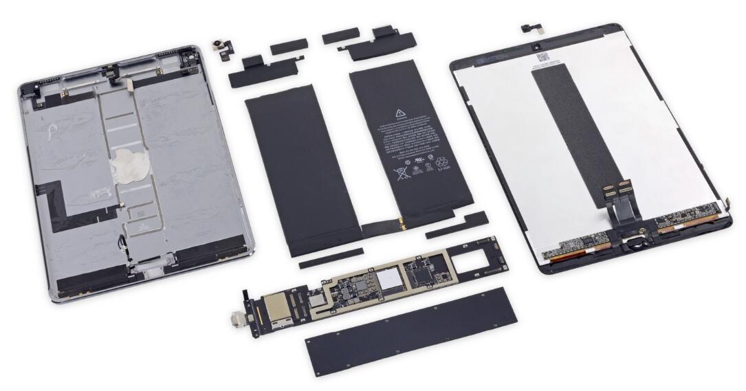 aff Apple ifixit iOS iPad iPad Pro tablet teardown