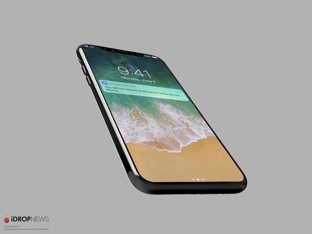 1 Apple Gesichtserkennung iOS iphone iphone 8