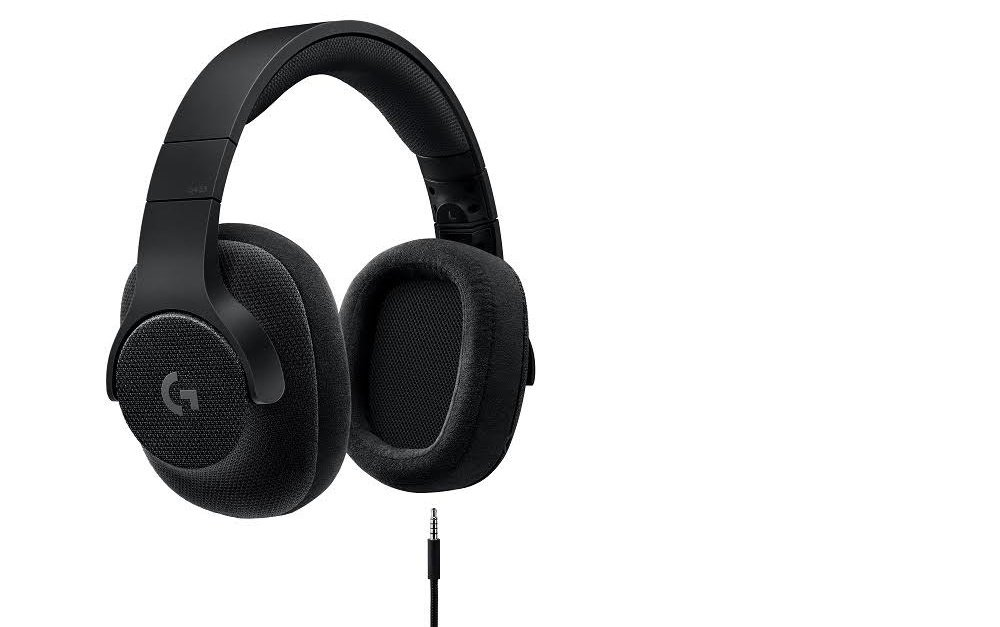 gaming Gaming-Headset logitech