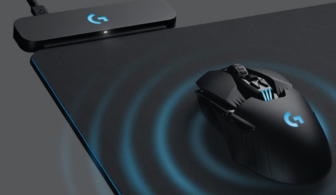 Logitech Powerplay: Maus-Pad wird zur drahtlosen Ladestation