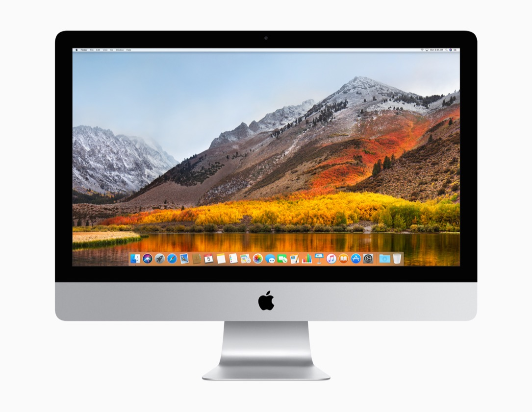 Apple high sierra hinweis macos sierra Update