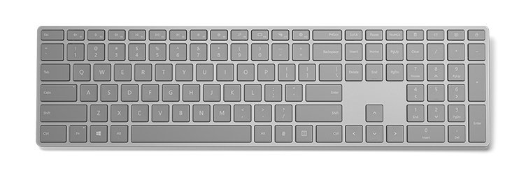 microsoft Microsoft Modern Keyboard Tastatur