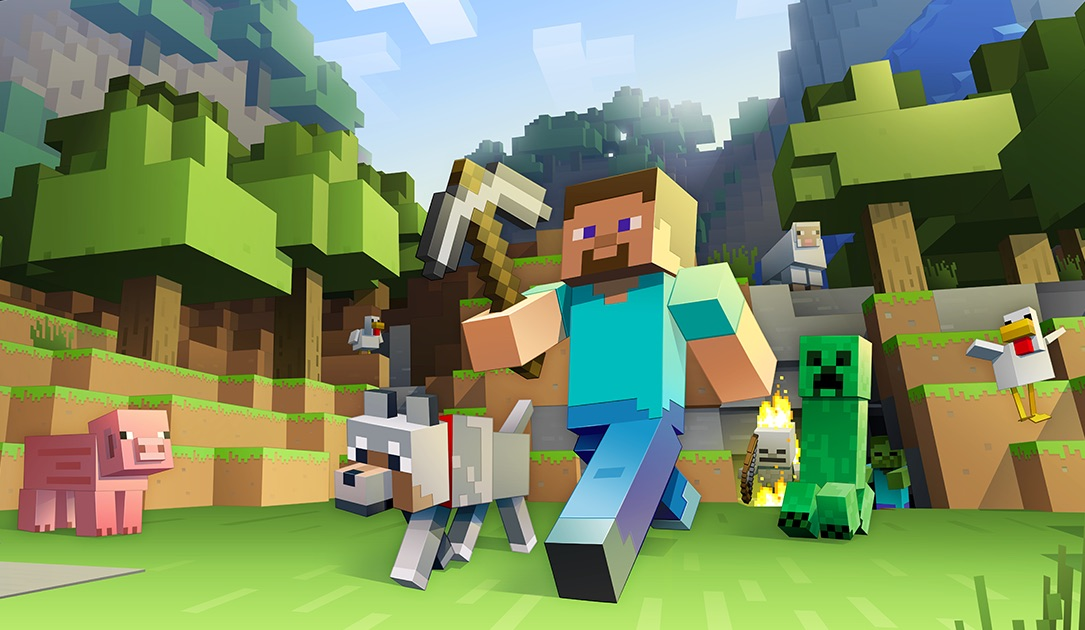 Minecraft: E3-Trailer zeigt Super Duper Graphics