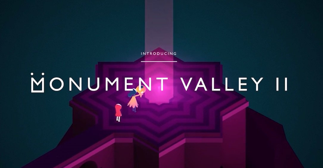 Apple iOS monument valley monument valley 2