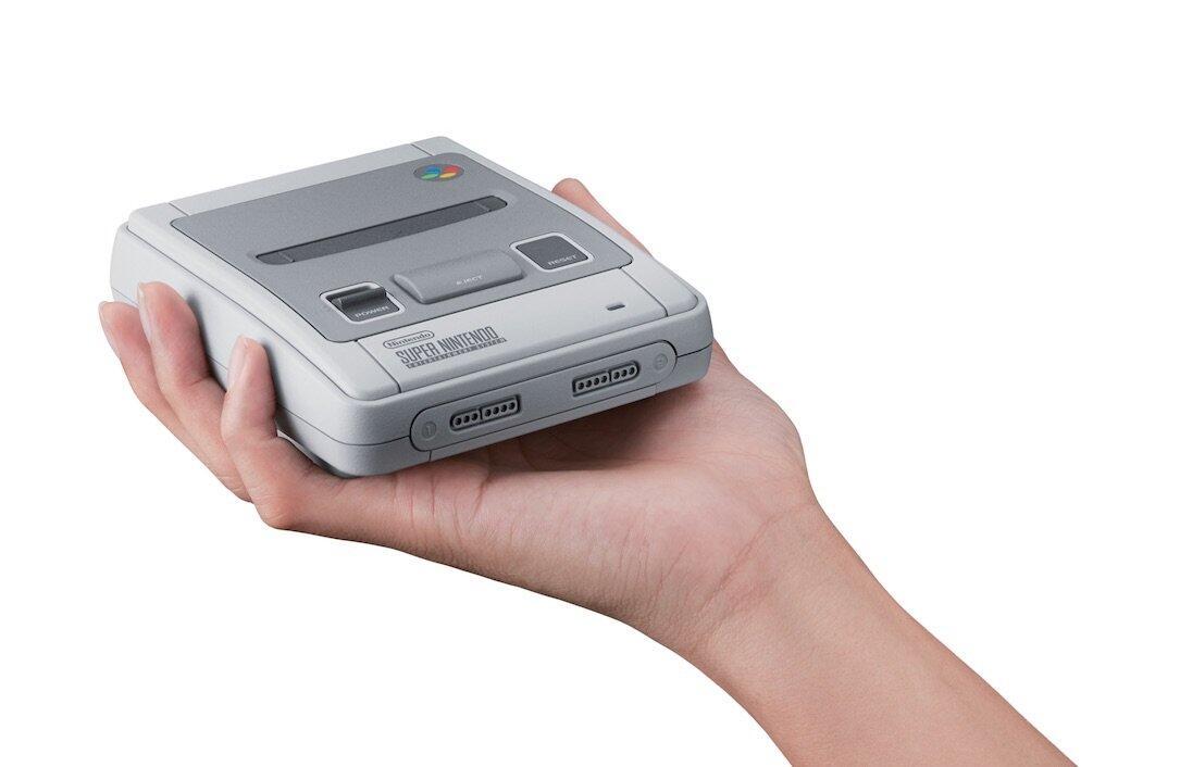 aff classic gaming nes Nintendo snes