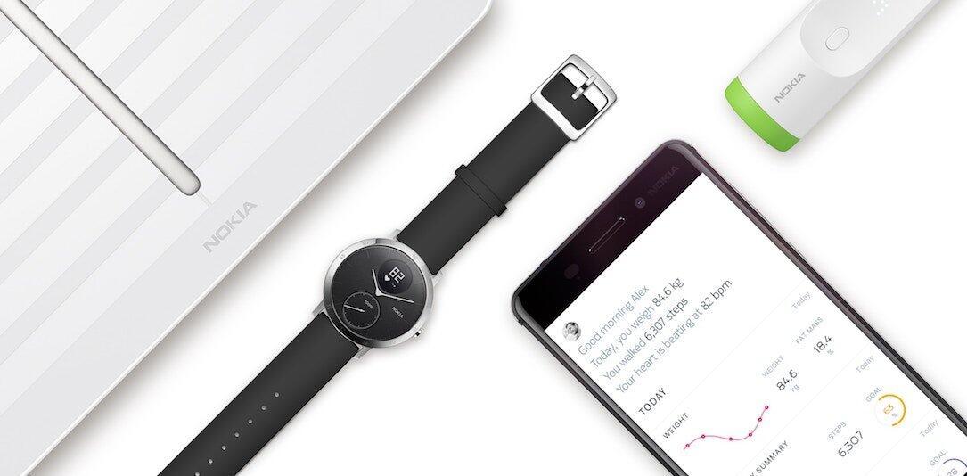 Android Apple fitness Gesundheit Google health iOS Nokia