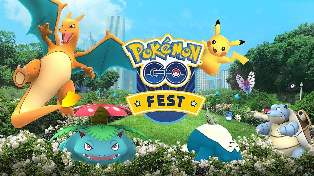 Pokémon Go wird ein Jahr alt: Events zum Geburtstag geplant
