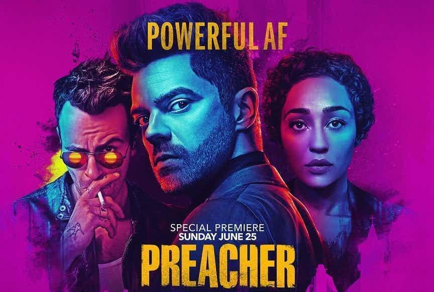 aff amazon amazon video preacher streaming TV Video