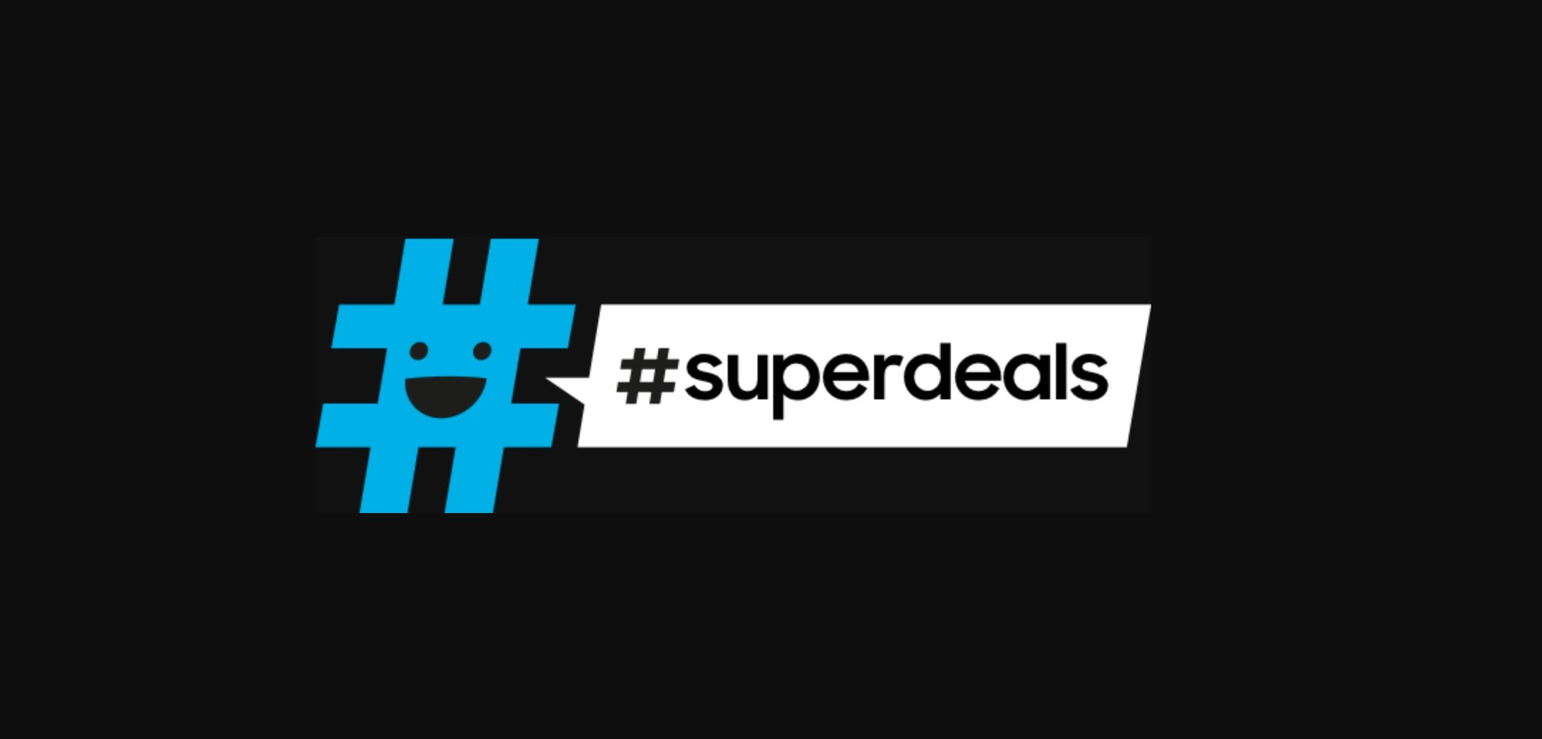aff deal Samsung superdeals