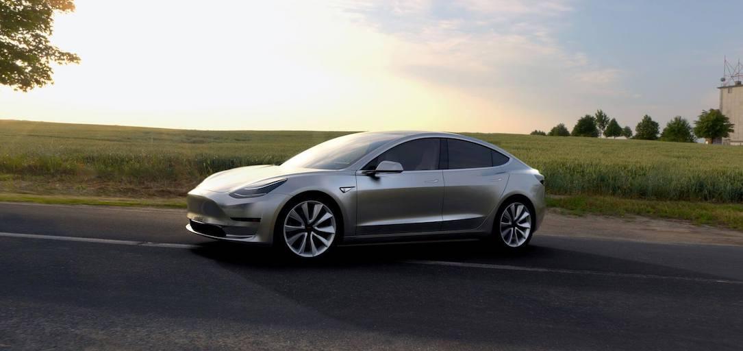 elektroauto kaufen marktstart model 3 tesla wann