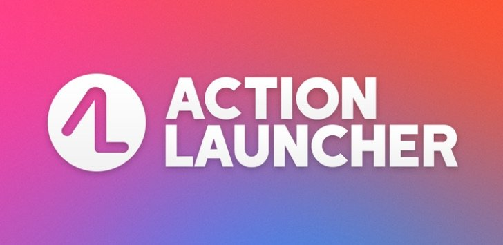 action Android beta launcher