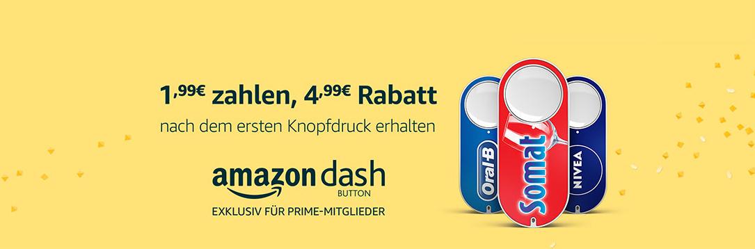 aff amazon Dash Button deal