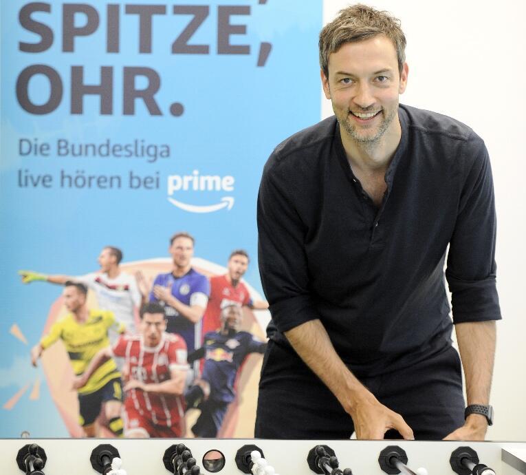 Amazon bestätigt Bundesliga Live-Berichterstattungen