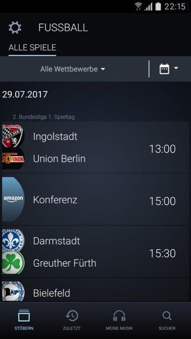 Amazon Music Bundesliga