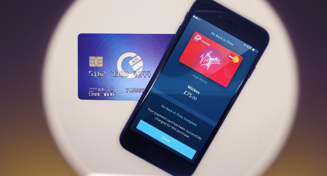 cc curve fintech kreditkarte mastercard