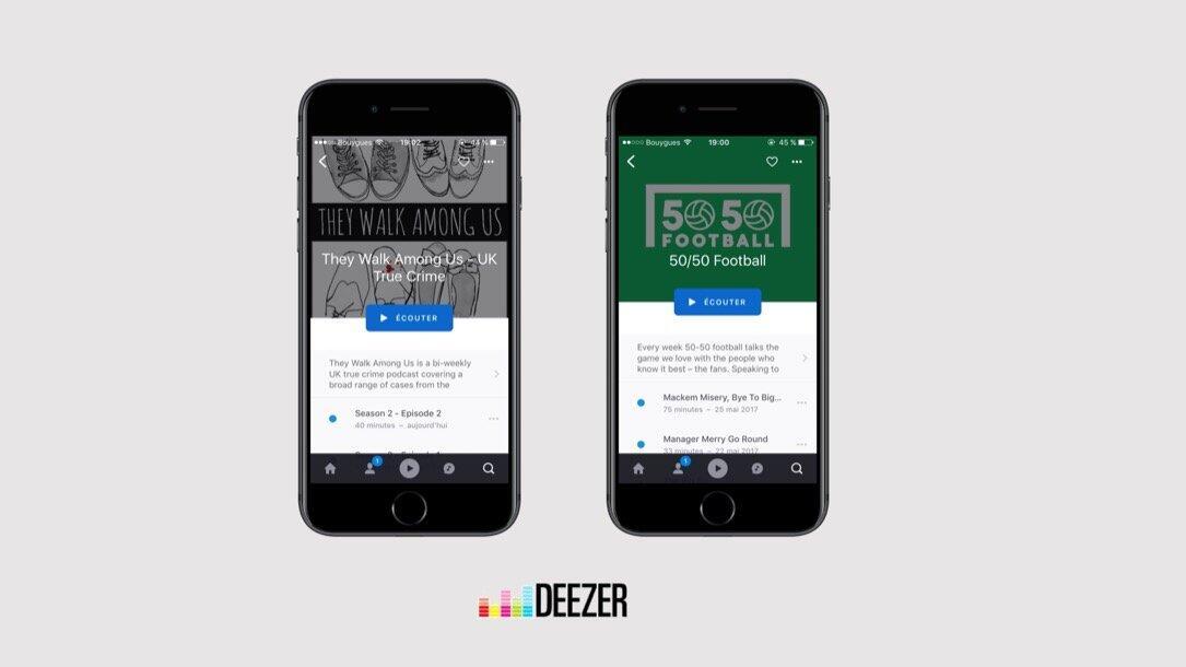 deezer music Musik streaming