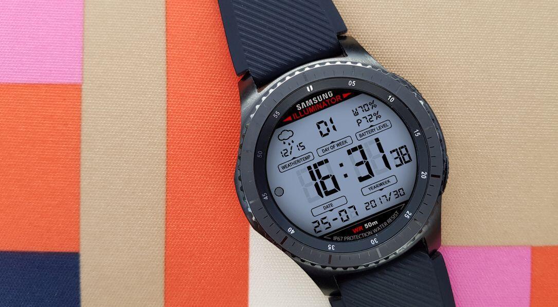 aff deal Samsung smartwatch