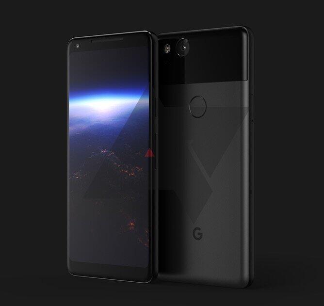 Android Google pixel pixel 2