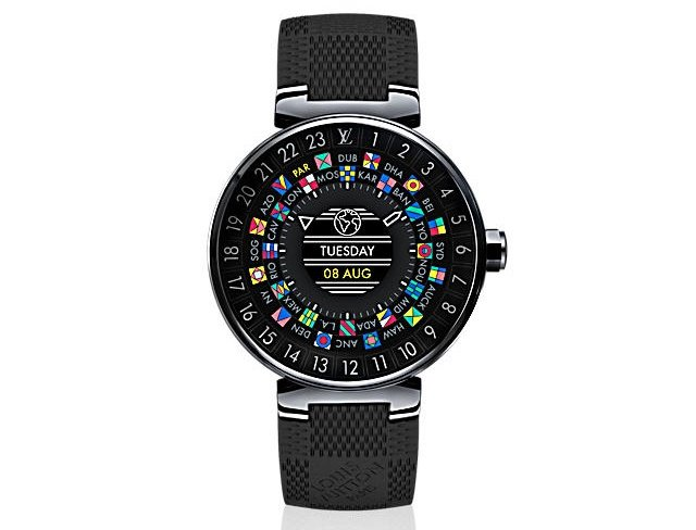 Android Android Wear android wear 2.0 Louis Vuitton smartwatch