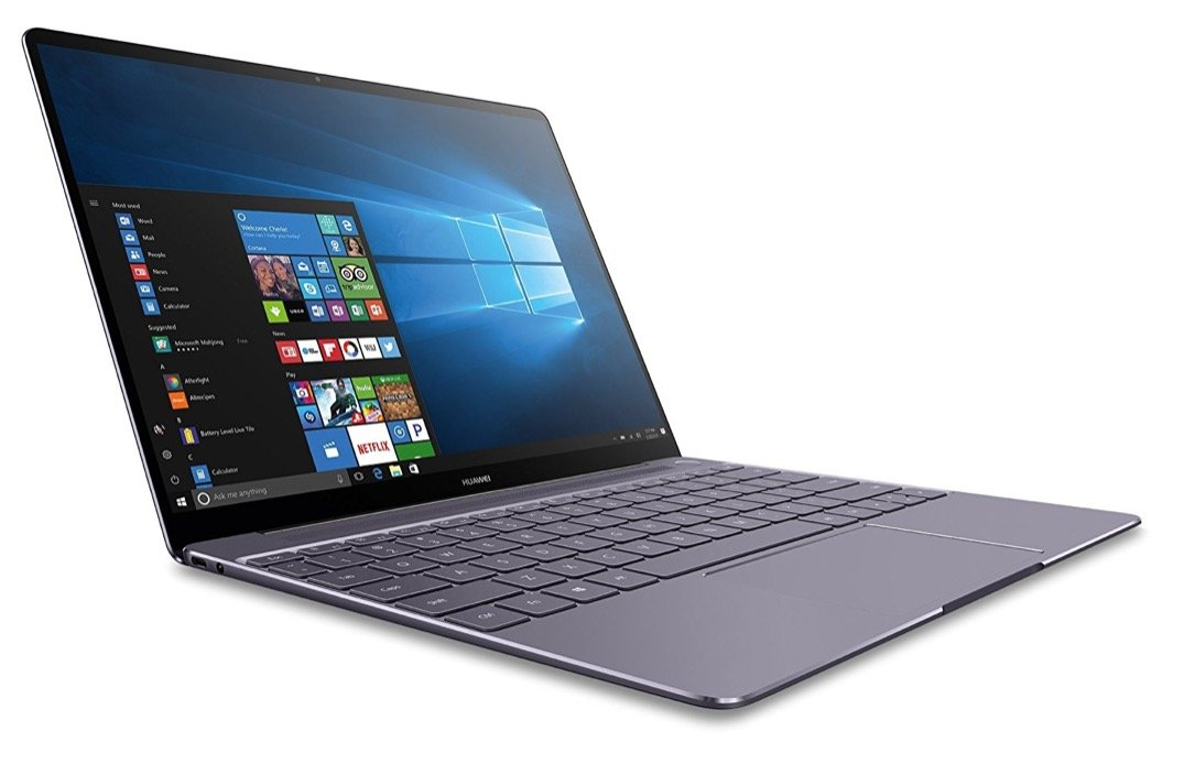 aff Huawei MateBook Notebook Windows