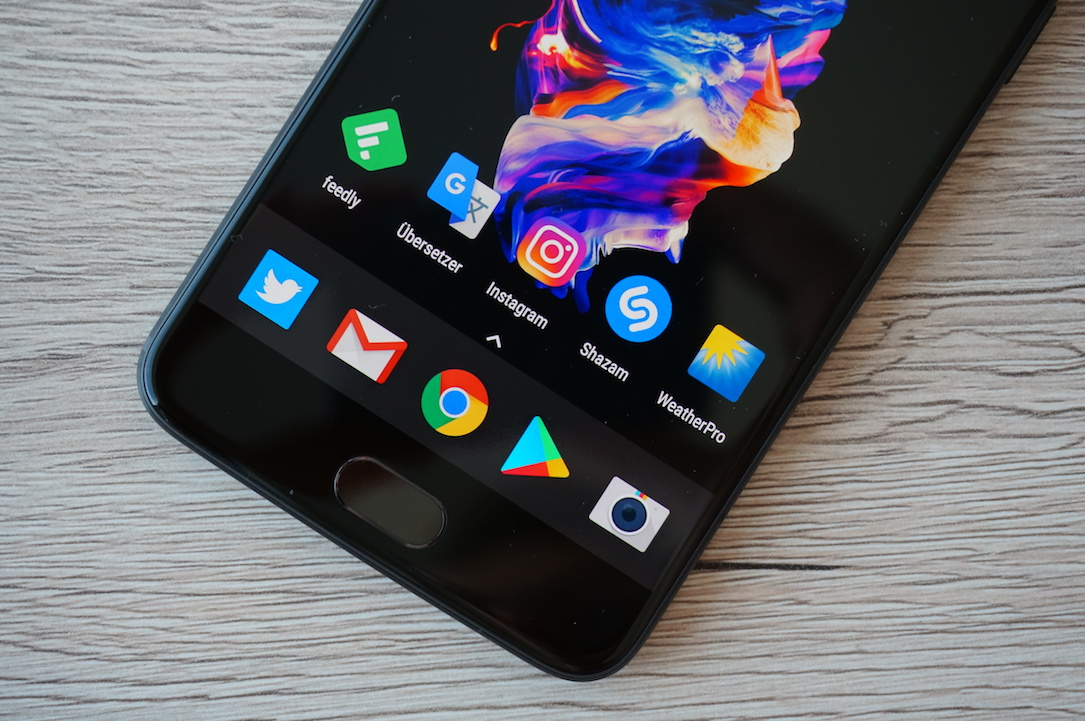 5t Android Display oneplus rand upgrade